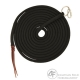 22' Ring Rope Black