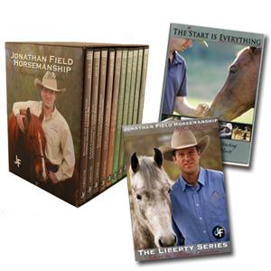 Jonathan Field Horsemanship Home Study Programs